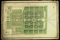 Holíčsky-zámok-a-park-s-bažantnicami-na-konci-18-storočia