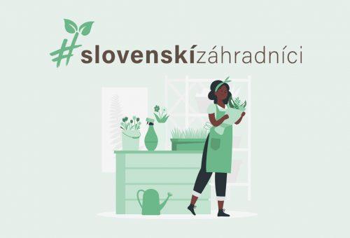 Iniciatíva #slovenskízáhradníci