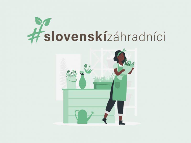 Čo priniesla jarná kampaň iniciatívy #slovenskízáhradníci?