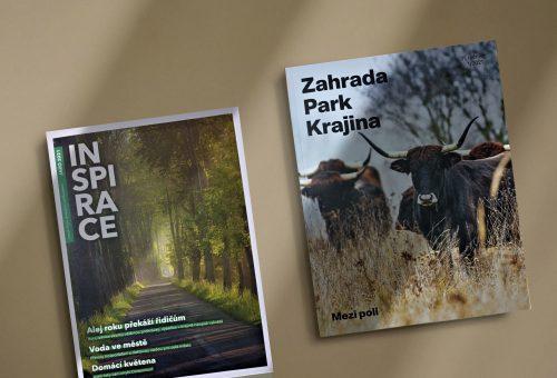 Nové čísla časopisov ZPK a Inspirace