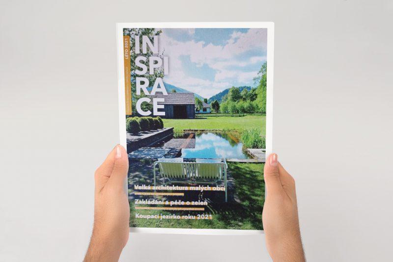 Práve vyšlo a k predplatiteľom smeruje druhé tohtoročné číslo časopisu INSPIRACE
